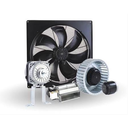 Axial Fan 350 Emici (Weiguang YWF4E 350 SC 1.370 Devir Fan Motoru)